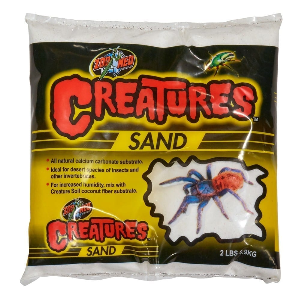 Zoo Med Creatures Sand 900g