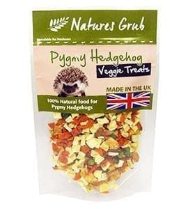 NG Pygmy Hedgehog Veggie Treat 60g