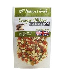 NG Sugar Glider Fruit & Veg Treat 100g