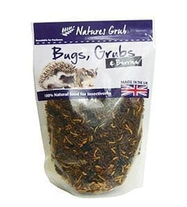 NG Bugs, Grubs & Berries 600g