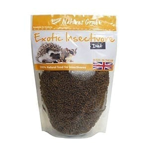 NG Exotic Insectivore Diet 600g