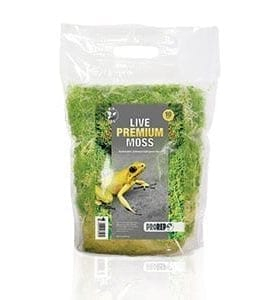 PR Live Plant: Premium Sphagnum Moss, 10 litre