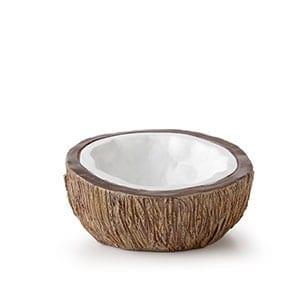 ET Tiki Coconut Water Dish, PT3158