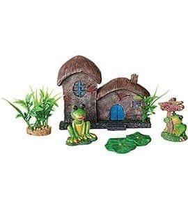 AQ 5 Piece Decorative Aquarium Box Set AQ28015