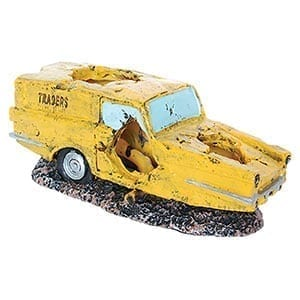 AQ Air Bubble Three Wheeler Van 16x7x6.5cm AQ61937