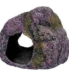 AQ Aquarium Rock Cave 11 x 8.5 x 9.5cm AQ61586