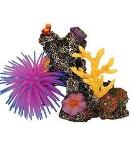 AQ Coral Reef with Anemone 15 x 11 x 10cm AQ28223