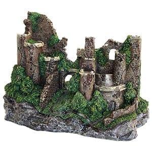 AQ Rustic Castle 29 x 14 x 20.5cm AQ28340