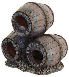 AQ Sunken Barrel group 12 x 7 x 11.5cm AQ61667
