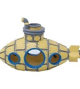 AQ Sunken Submarine 13 x 6 x 9cm AQ28901