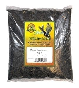 GD Wild Bird Black Sunflower Seed 1 Kg 1636