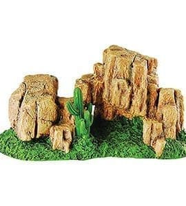 RS Rock Hill with Moss 29 x 15 x 14cm FP27682