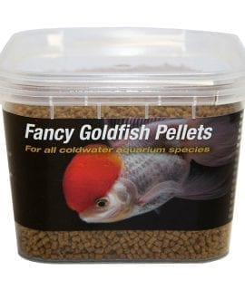 AS Fancy Goldfish Pellets 150g
