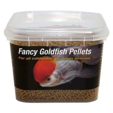 AS Fancy Goldfish Pellets 150g