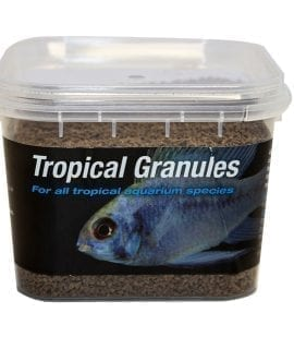 AS Tropical Fish Granules 150g