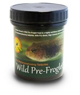 GD Wild Tadpole Pre-Froglet Food 80g