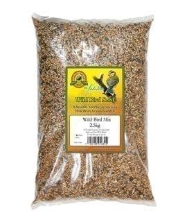 GD Wild Bird Mixed Seed 2.5 kg 1634