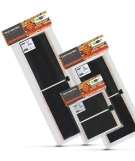 "PR Cloth Element Adhesive Heat Mat (17x11"") 20W"