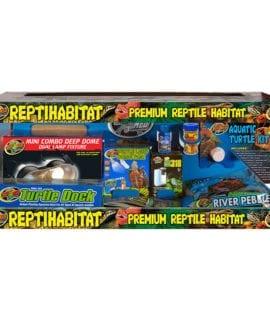 ZM ReptiHabitat Aquatic Turtle kit NT-T22UK