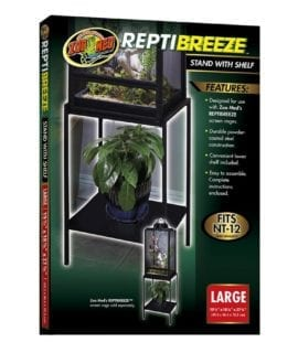 Zoo Med ReptiBreeze Stand, for NT-12, NT-12S