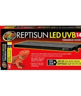 Zoo Med ReptiSun LED/UVB Hood 35cm LF-85
