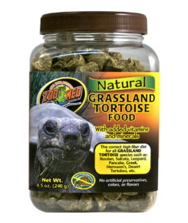 Zoo Med Grassland Tortoise Food 240g, ZM-130