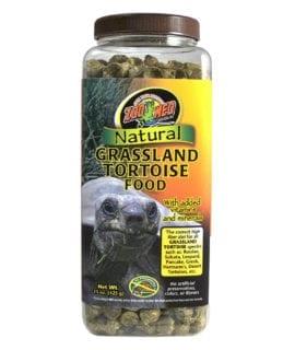 Zoo Med Grassland Tortoise Food 425g, ZM-131