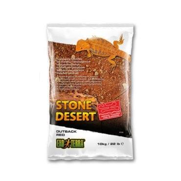 Exo Terra Stone Desert Substrate RED 10kg, PT3136