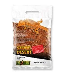 Exo Terra Stone Desert Substrate RED 5kg, PT3135