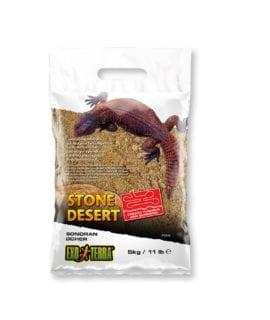 Exo Terra Stone Desert Substrate OCHER 5kg, PT3138