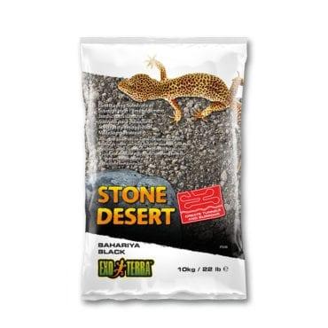 Exo Terra Stone Desert Substrate BLACK 10kg, PT3148