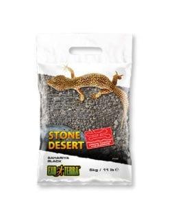 Exo Terra Stone Desert Substrate BLACK 5kg, PT3147