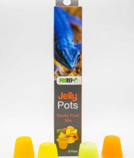 PR Jelly Pots, Exotic Fruit mix 8-pk