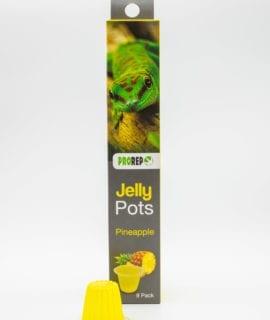 PR Jelly Pots, Pineapple 8-pk