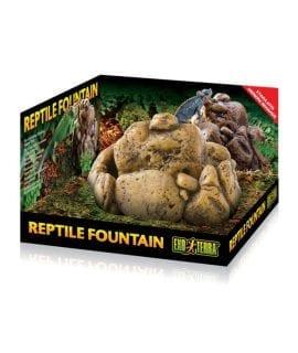 Exo Terra Reptile Fountain Dish withpump PT2814