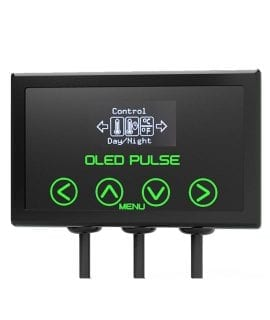 Microclimate OLED Pulse Black 600W