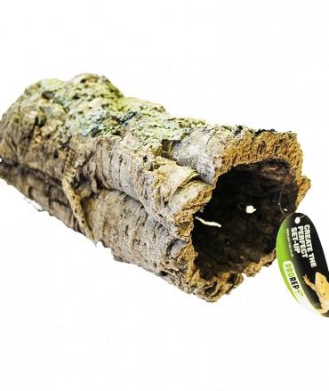 ProRep Cork Bark Medium Tube Short