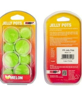 PR Jelly Pots, 17g Melon 8-pk Blister