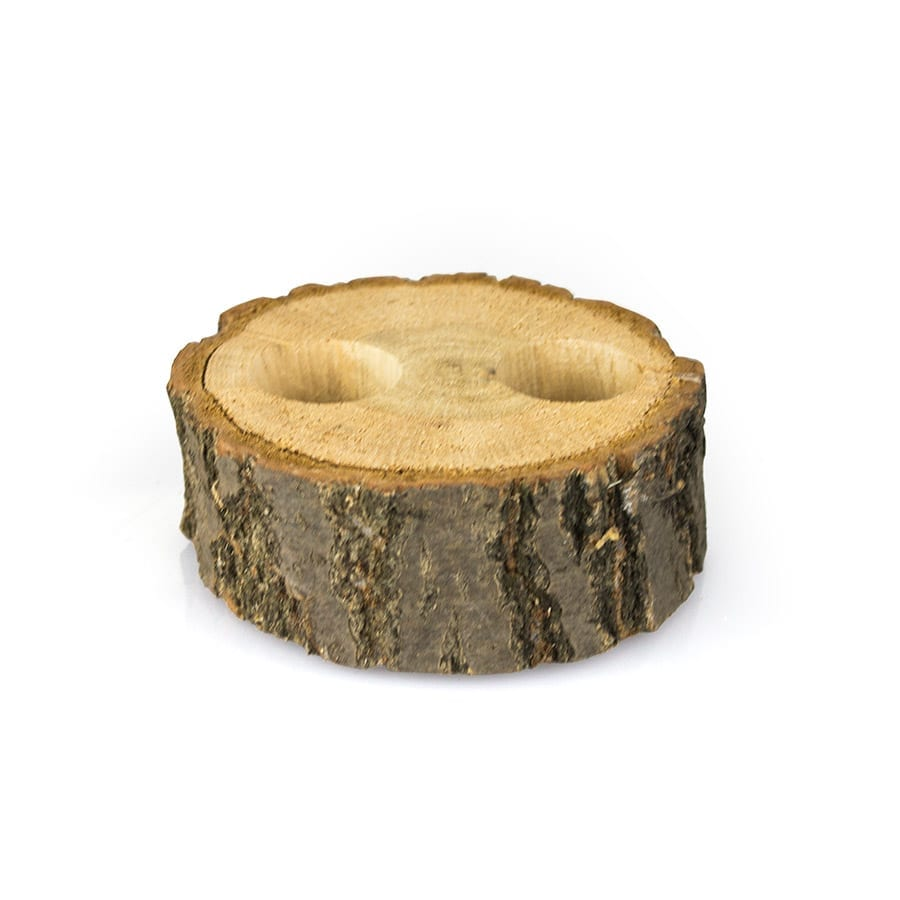 PR Wooden Jelly Pot Holder (DOUBLE), FPJ504
