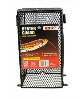 PR Heater Guard Large Rectangular Easy Open