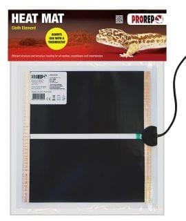 """PR Cloth Element Heat Mat (11x11"""") 12W"""