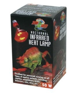 ZM Infrared Heat Lamp 50W ES, RS-50