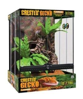 Exo Terra Crested Gecko Kit Lg (60cm Tall) PT3779