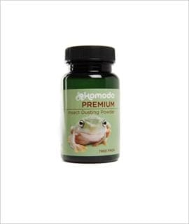 Komodo Treefrog Insect Dust.Powder,
