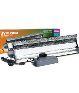 AR D3 UV Flood 55w Compact 12% UVB, AU55R