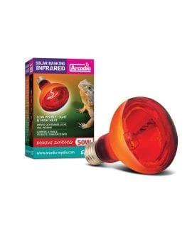 AR Solar Basking Infra Red lamp 50w SBR50