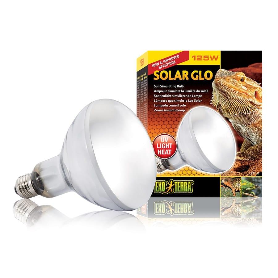 Exo Terra SolarGlo Mercury Vap Lamp 80W PT2334
