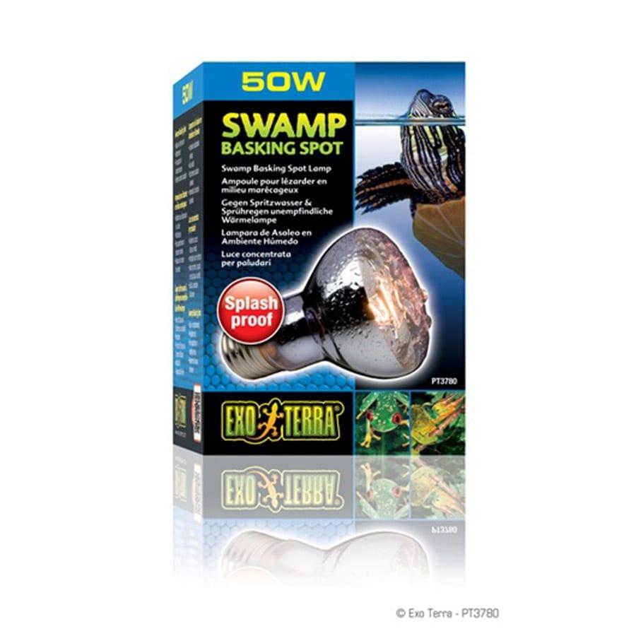 Exo Terra Swamp Basking Spot Bulb 50w PT3780