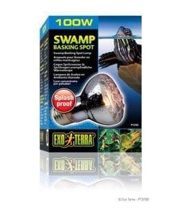 Exo Terra Swamp Basking Spot Bulb 100w, PT3782