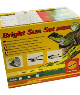 LR Bright Sun Evo SET Jungle 70W, BSS-J70